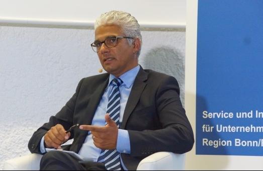 Ashok-Alexander Sridharan, OB-Kandidat der CDU