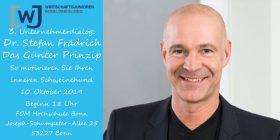 Dr. Stefan Frädrich, Günter-Prinzip